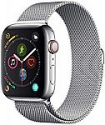 Deals List: Apple Watch Series 4 (GPS + Cellular, 40mm, Stainless Steel, Milanese Loop)