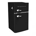 Deals List: Frigidaire Retro 3.2 Cu Ft Mini Fridge with Freezer EFR840, Black