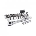 Deals List: Husky 3/8 in. Drive Socket Wrench Set 25-Piece H3D20SWS