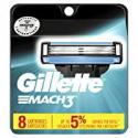 Deals List: Gillette Fusion Manual Men's Razor Blade Refills, 12 Count, Mens Razors / Blades