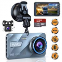 Deals List: Yundoo Full HD 1080P Dash Camera w/32GB SD Card DT28