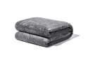 """Deals List: Gravity Blanket: The Weighted Blanket For Sleep, Stress and Anxiety, Space Grey 48"""" x 72"""" Size, 20-Pound"""