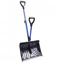 Deals List: Snow Joe SJ-SHLV01 Shovelution Strain-Reducing Snow Shovel | 18-Inch | Spring Assisted Handle