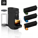 Deals List: Nespresso Vertuo Coffee and Espresso Maker by Breville, Chrome with BEST SELLING VERTUOLINE COFFEES INCLUDED