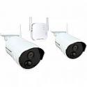 Deals List: Night Owl 4-Channel, 2-Camera Indoor/Outdoor Wireless 1080p Surveillance System