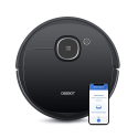 Deals List: Ecovacs DEEBOT OZMO 920 2-in-1 Vacuuming & Mopping Robot with Smart Navi 3.0 Systematic Cleaning, Multi-Floor Mapping, Works with Alexa, Large, Black