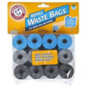 Deals List: 180-Ct Arm And Hammer Disposable Waste Bag Refills