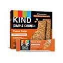 Deals List: 40-Pack KIND Simple Crunch Bars, Peanut Butter 1.4oz