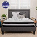 Deals List: Flash Furniture Capri Comfortable Sleep 12 Inch Foam and Pocket Spring Mattress, Queen Mattress in a Box