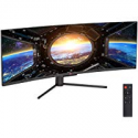 Deals List: Deco Gear VIEW490 49-inch LED HDR400 Curved Gaming Monitor