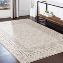 Deals List: The Curated Nomad Schneider Bohemian Border Area Rug 6.7-ft x 9ft