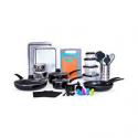 Deals List: Sedona Kitchen-In-A-Box 64-Pc. Cookware & Food Storage Set