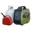 Deals List: Sportsman GEN2200DFI 2200 Watt Dual Fuel Inverter Generator