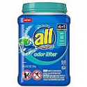 Deals List: 60-Count All Mighty 4-in-1 Laundry Detergent Pacs (Odor Lifter)