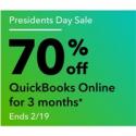 Deals List: @QuickBooks