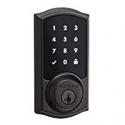 Deals List: Kwikset 99160-009 SmartCode ZigBee Touchscreen Smart Lock works with Echo Plus & Alexa, featuring SmartKey, Venetian Bronze
