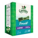 Deals List: GREENIES Fresh Natural Dental Dog Treats 27oz Large