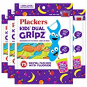 Deals List: Plackers Kids Dental Floss Picks, 75 Count (Pack of 4)