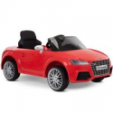 Deals List: 12V Audi Electric Battery-Powered Ride-On Car for Kids, Red