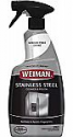 Deals List: Weiman Stainless Steel Cleaner and Polish - Streak-Free Shine for Refrigerators, Dishwasher, Sinks, Range Hoods and BBQ grills - 22 fl. oz.