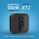 Deals List: Blink XT2 Outdoor/Indoor Smart Security Camera with cloud storage included, 2-way audio, 2-year battery life – Add-on camera for existing Blink customers