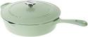 Deals List: Cuisinart Cast Iron Casserole, Mint Green, 7 Quart