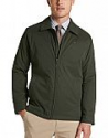 Deals List: Tommy Hilfiger Green Modern Fit Microtwill Casual Jacket