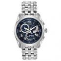 Deals List: Bulova Precisionist Men's Quartz Black Nylon Strap 46mm Watch