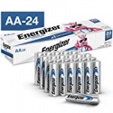 Deals List: Energizer AA Lithium Batteries, World's Longest Lasting Double A Battery, Ultimate Lithium (24 Battery Count)