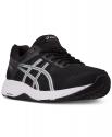 Deals List: Asics Gel Contend 5 Wide Width Running Shoes (black/metropolis)