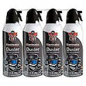 Deals List: Falcon Dust-Off Electronics Compressed Gas Duster 10 Oz (4 Pack)