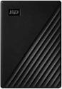 Deals List: WD 5TB My Passport Portable External Hard Drive, Black - WDBPKJ0050BBK-WESN