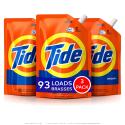 Deals List: 9-Count Tide Liquid HE Laundry Detergent Pouches 48-Oz
