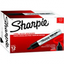 Deals List: Sharpie King Size Chisel Tip Permanent Markers, Box of 12