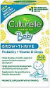 Deals List: Culturelle Baby Grow + Thrive Probiotics + Vitamin D Drops - 400 IU - Helps Promote a Healthy Immune System & Develop a Healthy Digestive System .30 fl oz