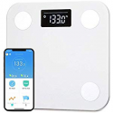 Deals List: Innotech Smart Bluetooth Body Fat Scale Digital Bathroom Weight Weighing Scales Body Composition BMI Analyzer & Health Monitor with Free APP, Compatible with Fitbit, Apple Health & Google Fit