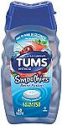 Deals List: TUMS Smoothies Berry Fusion Antacid Chewable Tablets for Heartburn Relief (60 Tablets)