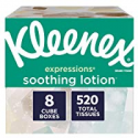Deals List: 520-Ct Kleenex Expressions Soothing Lotion Facial Tissues