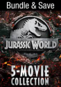 Deals List: Jurassic 5-Movie Collection Bundle 4K UHD Digital
