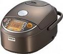 Deals List: Zojirushi Induction Heating Pressure Rice Cooker & Warmer 5.5 Cup (Uncooked) 1.0 Liter, Stainless Brown NP-NVC10