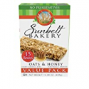 Deals List: Sunbelt Bakery Oats and Honey Chewy Granola Bars Value Pack (15 Count)