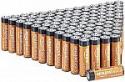Deals List: AmazonBasics AAA 1.5 Volt Performance Alkaline Batteries - Pack of 100