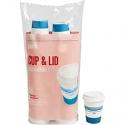 Deals List: 50-Pack Perk Paper Cup & Lid Combo 12Oz