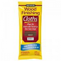 Deals List: 8-Count Minwax Wood Finishing Cloths (Various Colors)