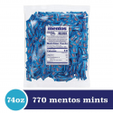 Deals List: Mentos Chewy Mint Candy Roll, Mint, Valentines Day Gifts, Bulk, Party, Non Melting, 1.32 Ounce/14 Pieces (Pack of 15)