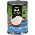 Deals List: Thai Kitchen Organic Gluten Free Lite Coconut Milk, 13.66 fl oz (Pack of 6)