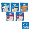 Deals List: Pop-Tarts Four Flavor Variety Pack, 60 Count