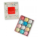 Deals List: Musee 12-Pc. 12 Days Of Christmas Bath Balm Gift Set