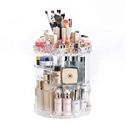 Deals List: DreamGenius Makeup 360-Degree Acrylic Cosmetic Storage
