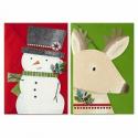 Deals List: Hallmark 40-Count Reindeer & Snowman Christmas Boxed Cards